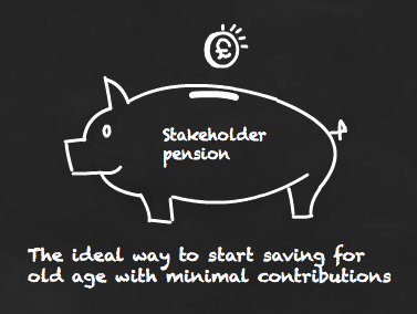 Stakeholder pensions are a low cost way to start saving for retirement.
