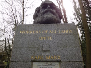 Rising income inequality suggests Karl Marx had a point