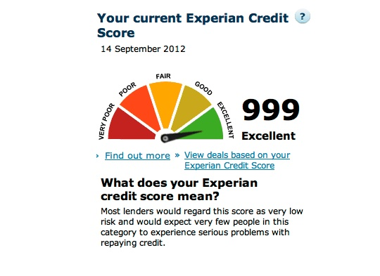 How To Check Credit Score >> How To Check Your Credit Score For Free In The Uk