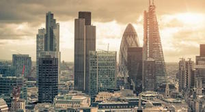 Image of the City of London, where the FCA report says change is needed
